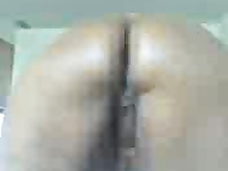 Women shoots vibrator out of pussy
