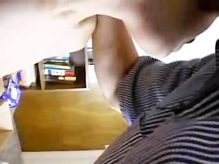 Blow and tit rub 3